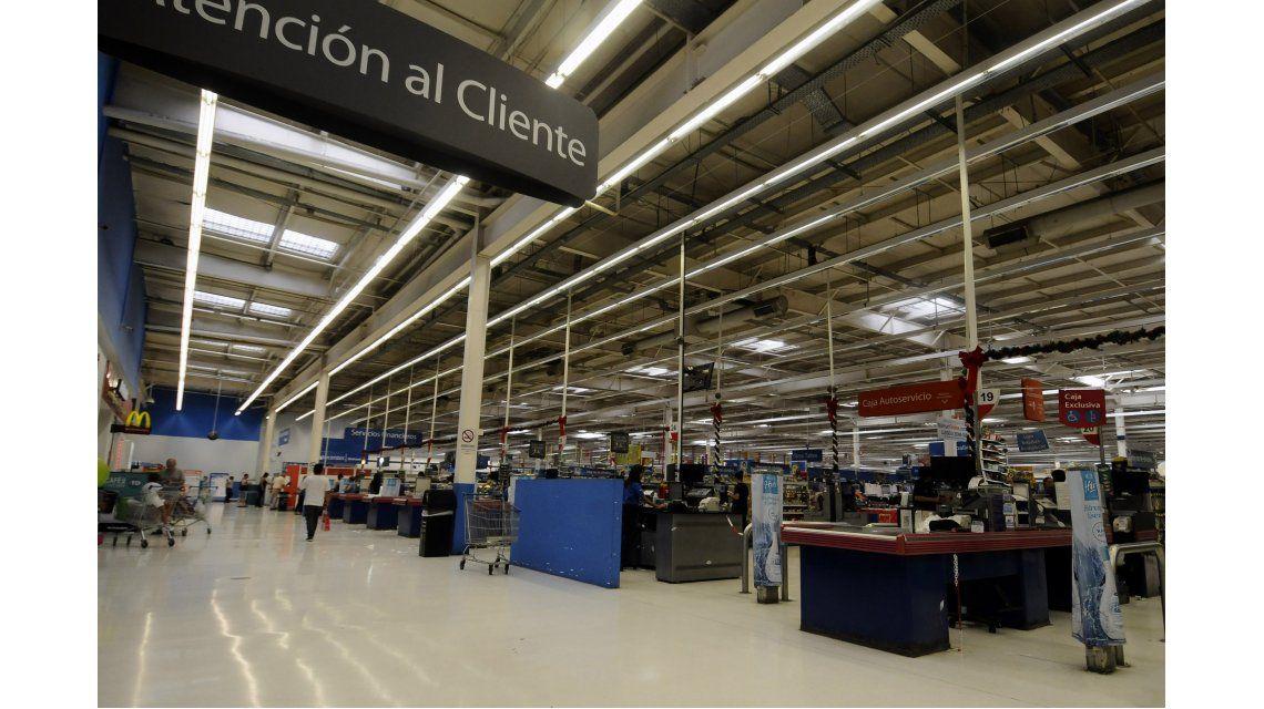 Fuerte acatamiento en el segundo boicot a supermercados