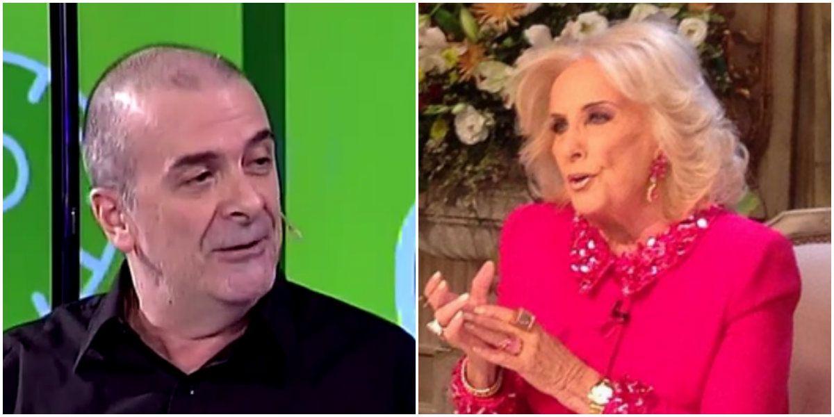 Atilio Veronelli, contra Mirtha Legrand: Con su hermana eran como las Xipolitakis de los años 40