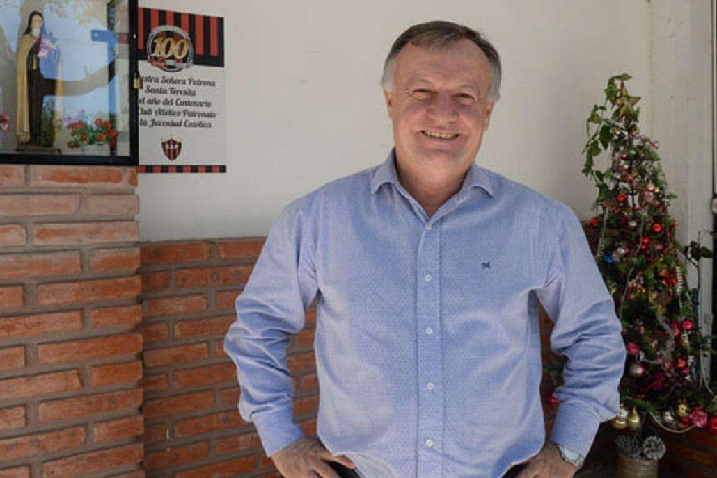 Sin piedad: el presidente de Patronato igual quiere jugar el sábado ante River