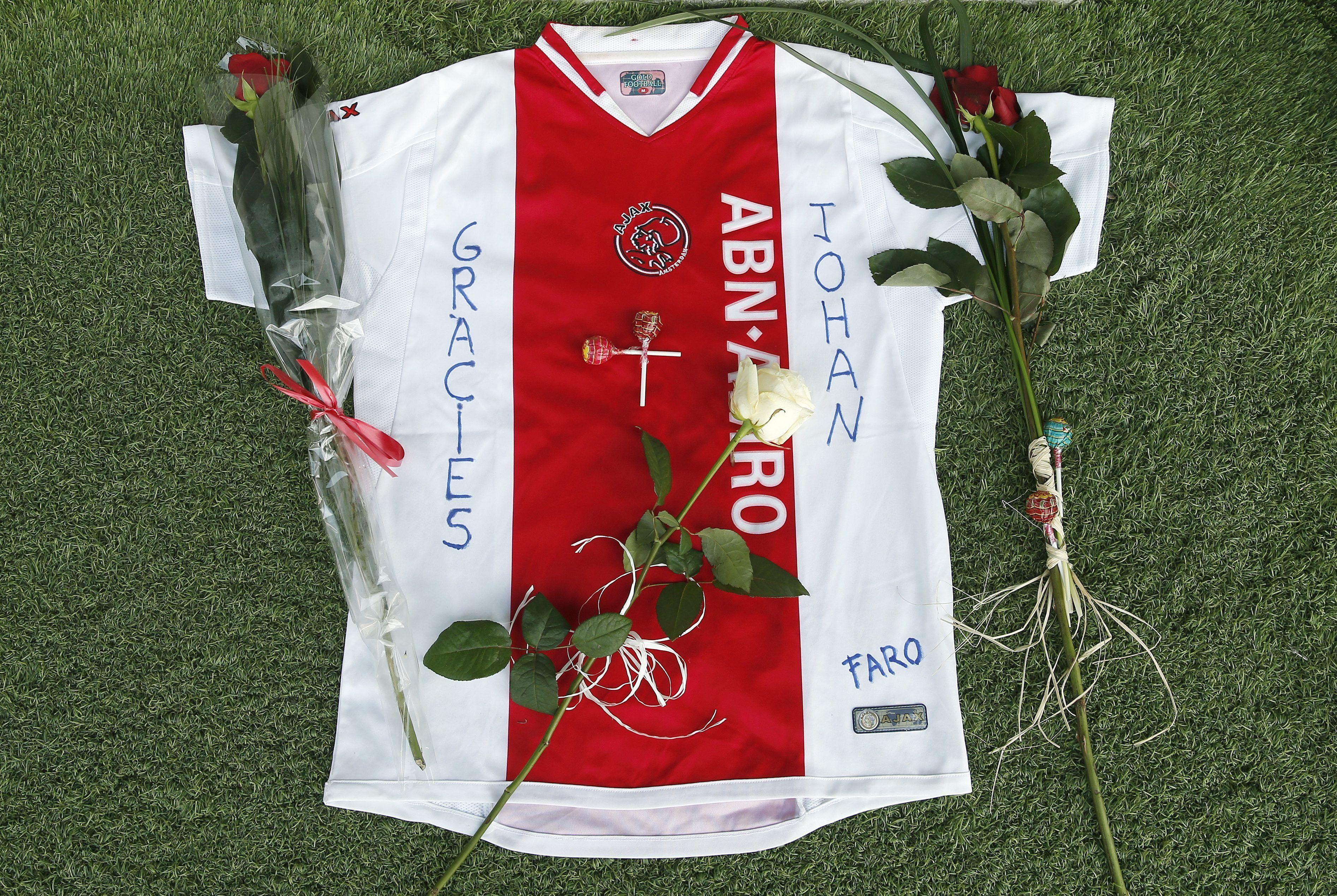 El particular homenaje que tendrá Cruyff en el amistoso Holanda-Francia