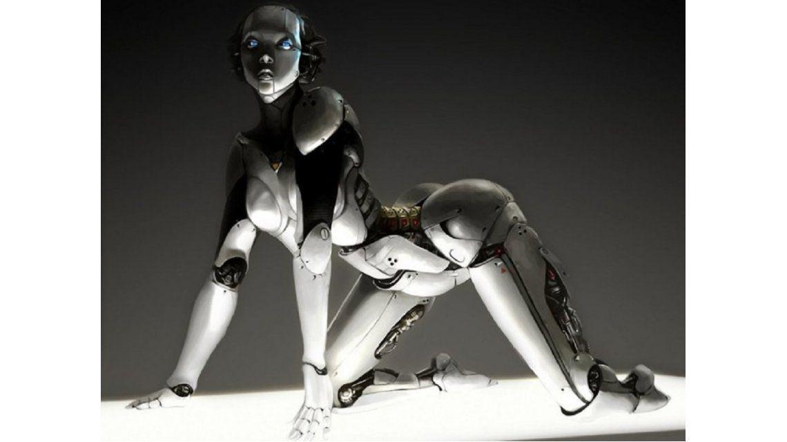 Sexo con robots, ¿es posible?