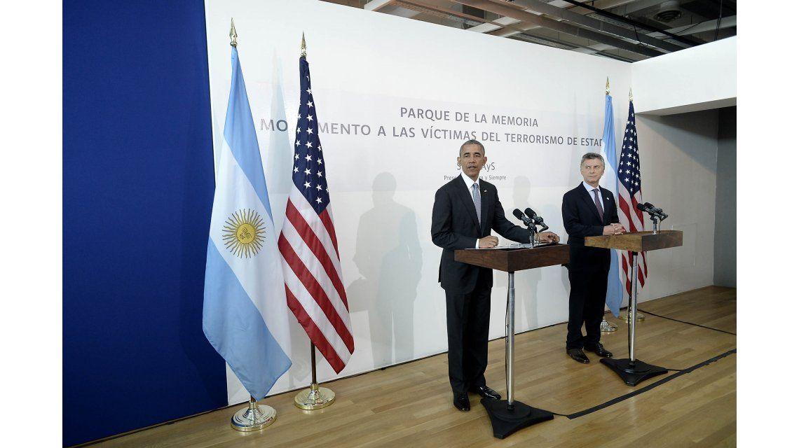 Obama, a 40 años del golpe: Que se cumpla la promesa del NUNCA MÁS
