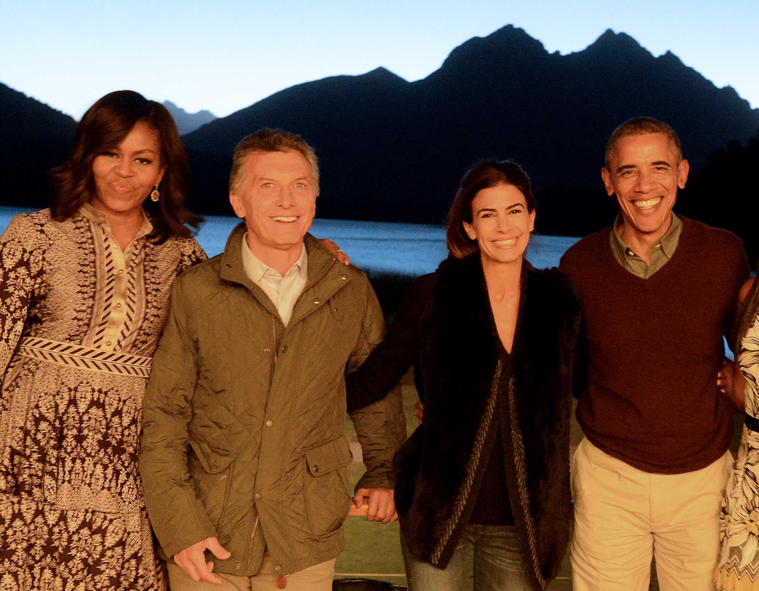 Obama habló con Macri y le dijo que el año que viene quiere volver a Argentina