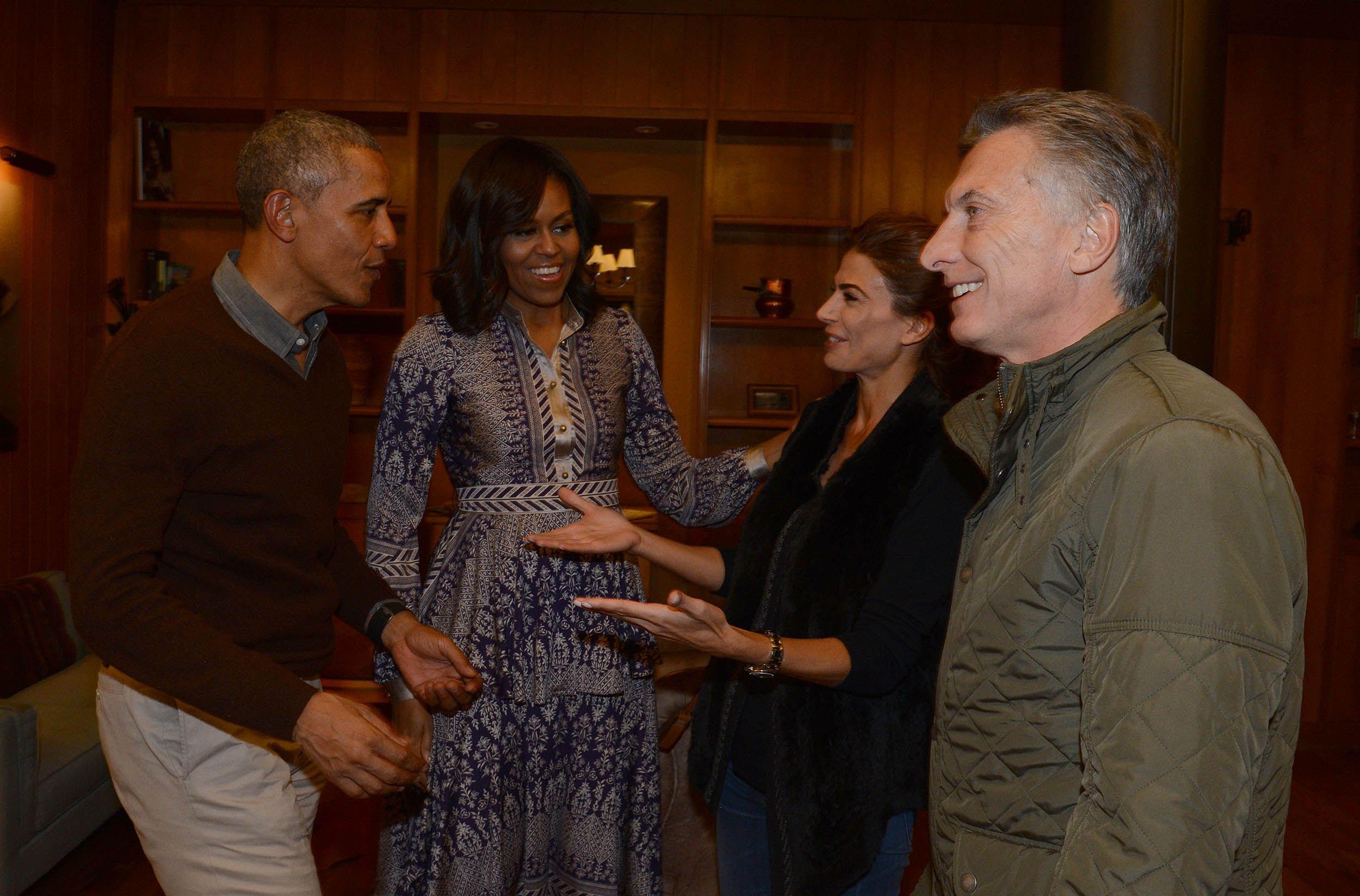 Obama en la Argentina, día 2