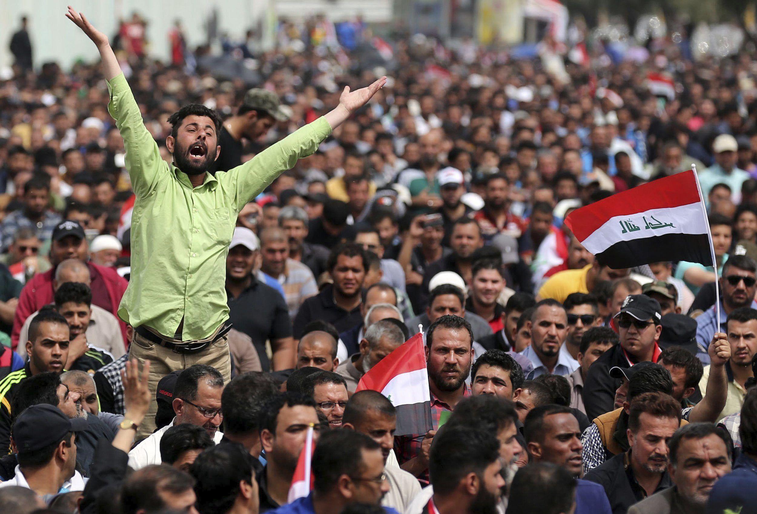 Al menos 26 muertos en un atentado suicida en Bagdad