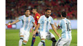 Tras 4 meses, Argentina recuperó la punta en el ranking FIFA
