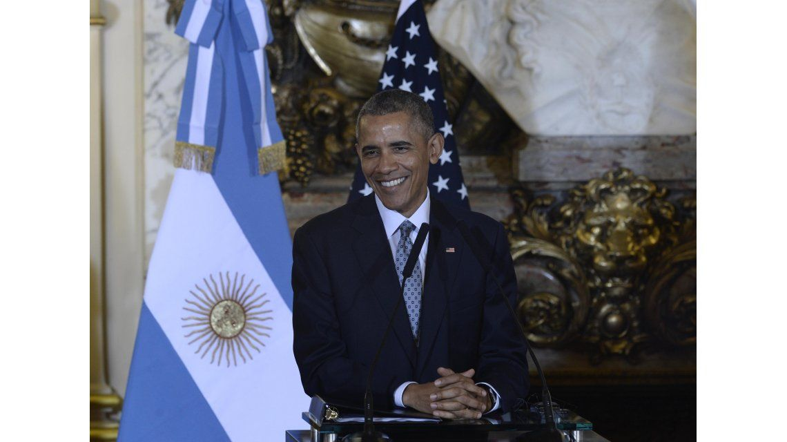 Obama, fan de la literatura argentina y ahora también del mate