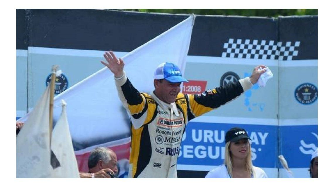 El Gurí Martínez ganó en La Pampa y es el nuevo líder del Turismo Carretera