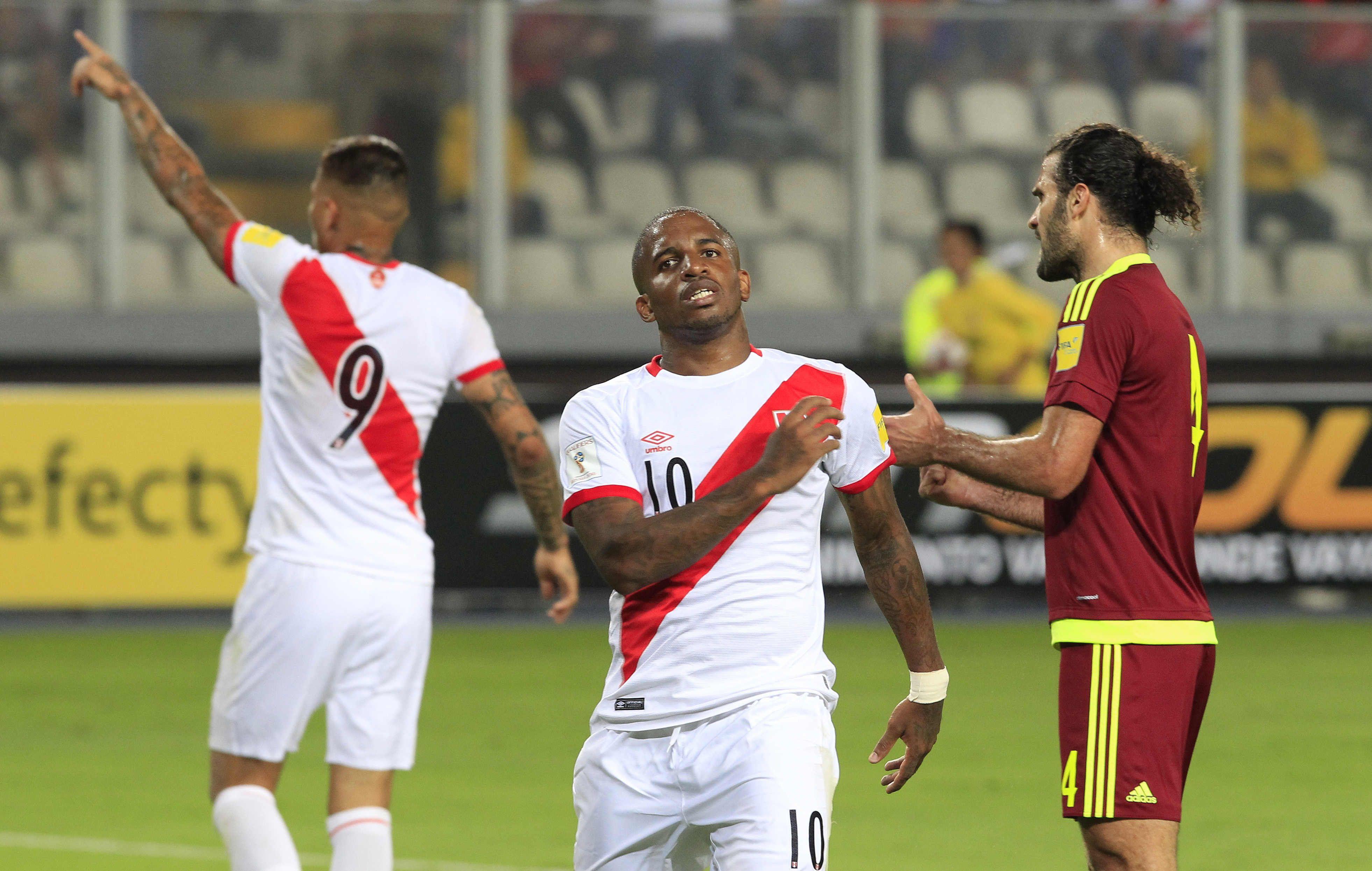 Perú logró un agónico empate ante Venezuela en Lima