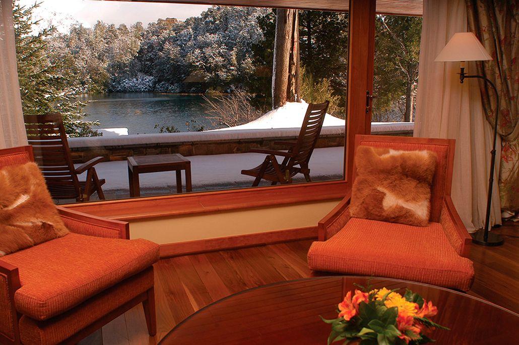 ¿Cuánto cuesta y cómo es la habitación donde se hospedará Obama en Bariloche?