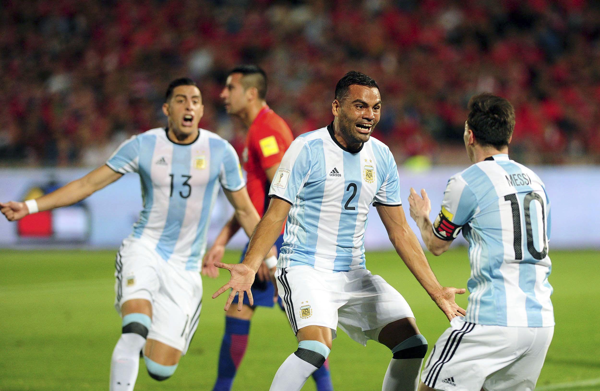 Tras el anuncio de la lista de la Selección, Mercado tuvo el apoyo menos esperado