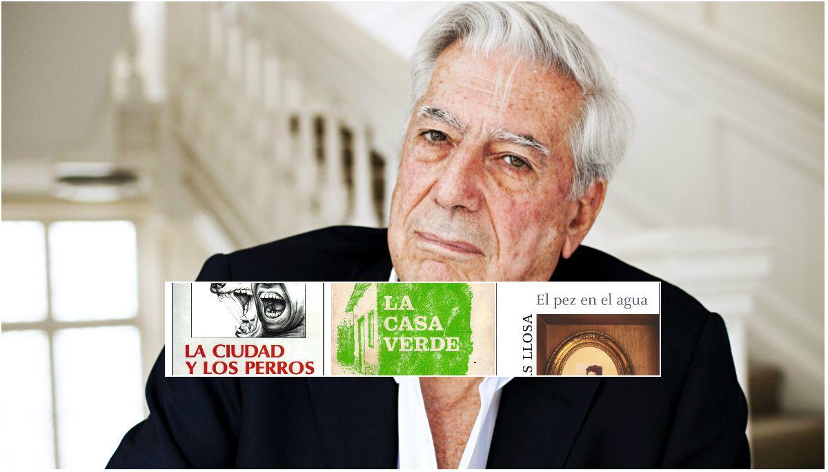 Cuáles son los diez libros imprescindibles de Mario Vargas Llosa