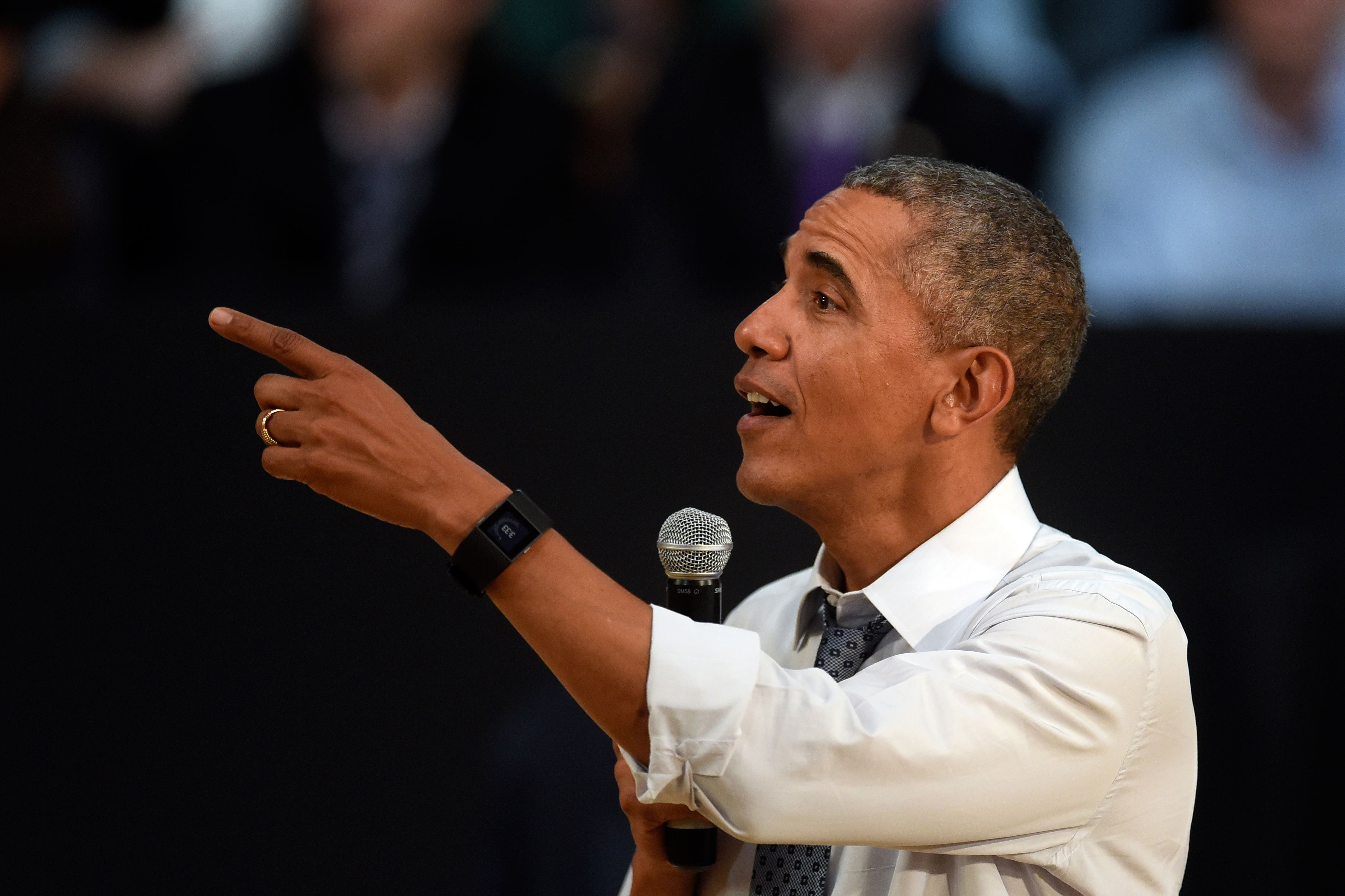 Obama y Macri recuerdan a las víctimas de la dictadura en el Parque de la Memoria