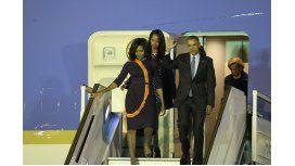 Día 1: paso a paso, así será la visita de Barack Obama en la Argentina