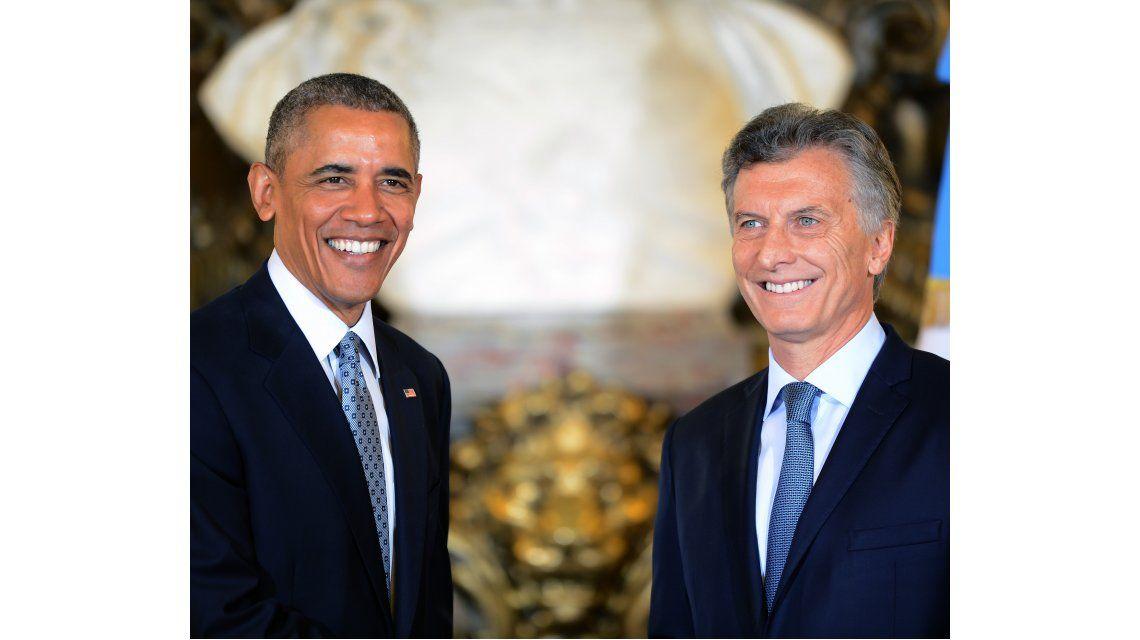 Obama: El acuerdo con los holdouts estabilizará la relación financiera de la Argentina
