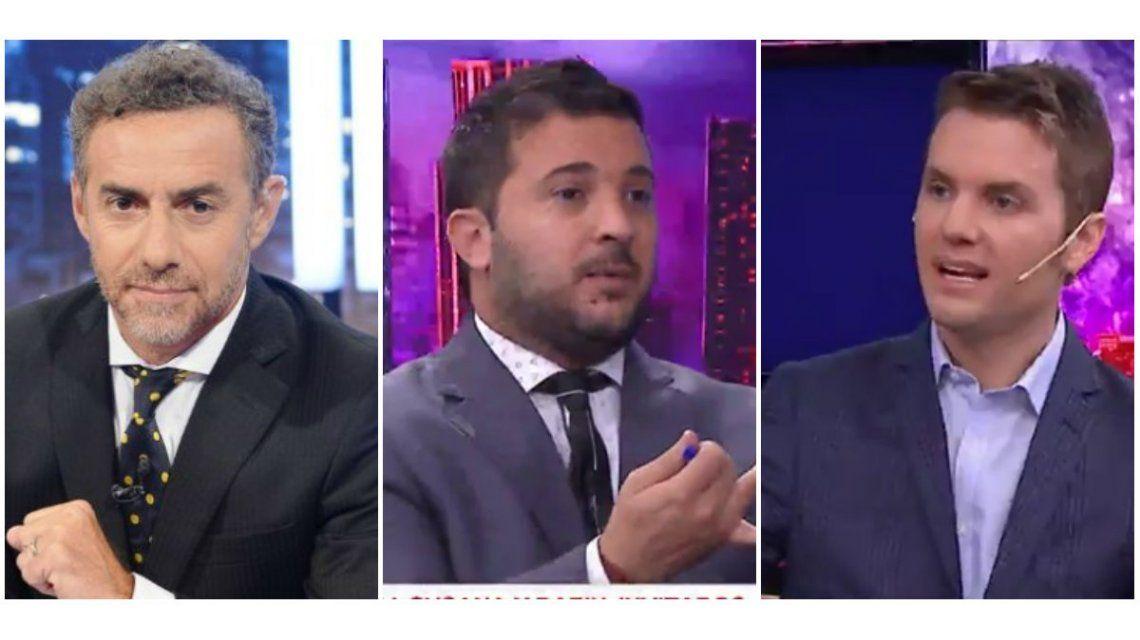 Luis Majul, durísimo con Diego Brancatelli y el cruce con Santiago del Moro: Fue una berreteada