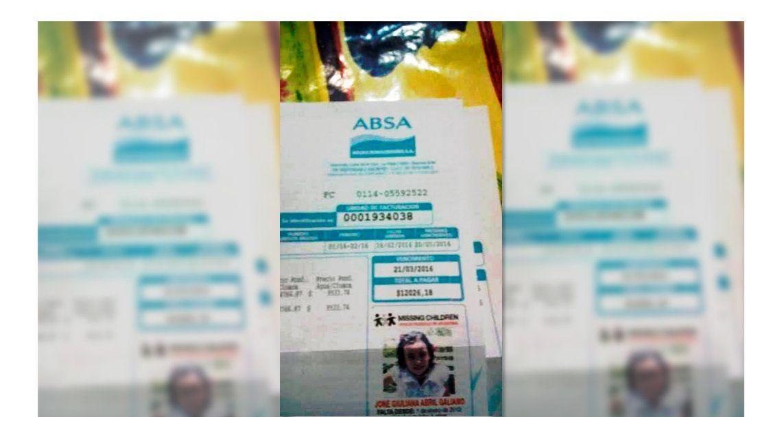 Le llegó una factura de agua de 12 mil pesos: Ni aunque tenga una pérdida puede venir tanto