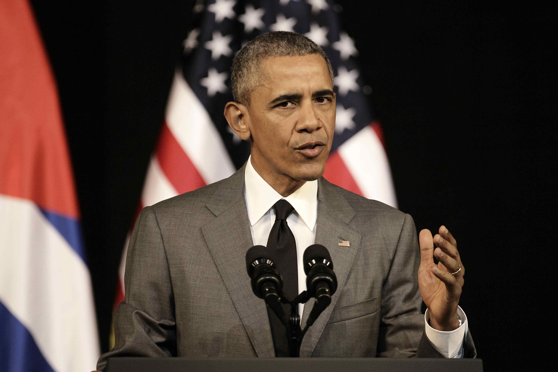 Obama, desde Cuba: Vamos a encontrar a los responsables de los atentados
