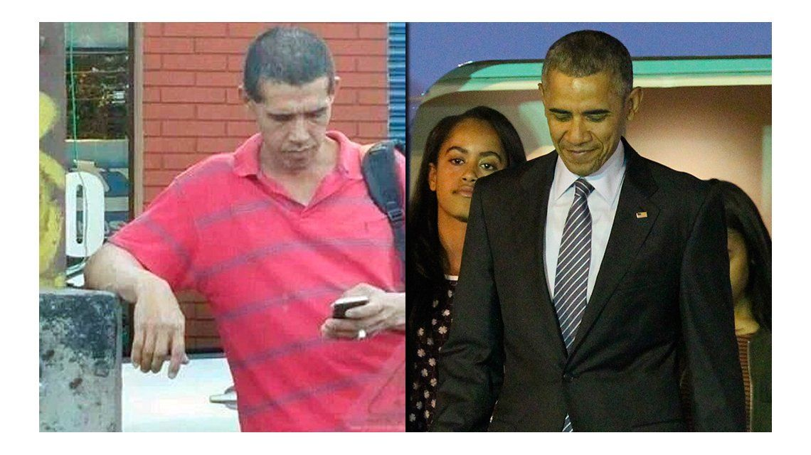 Obama espera el bondi: el chiste que inundó las redes sociales