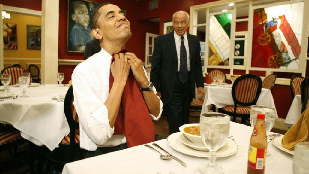 ¿Cuál será el menú de Barack Obama en su visita al Centro Cultural Kirchner?