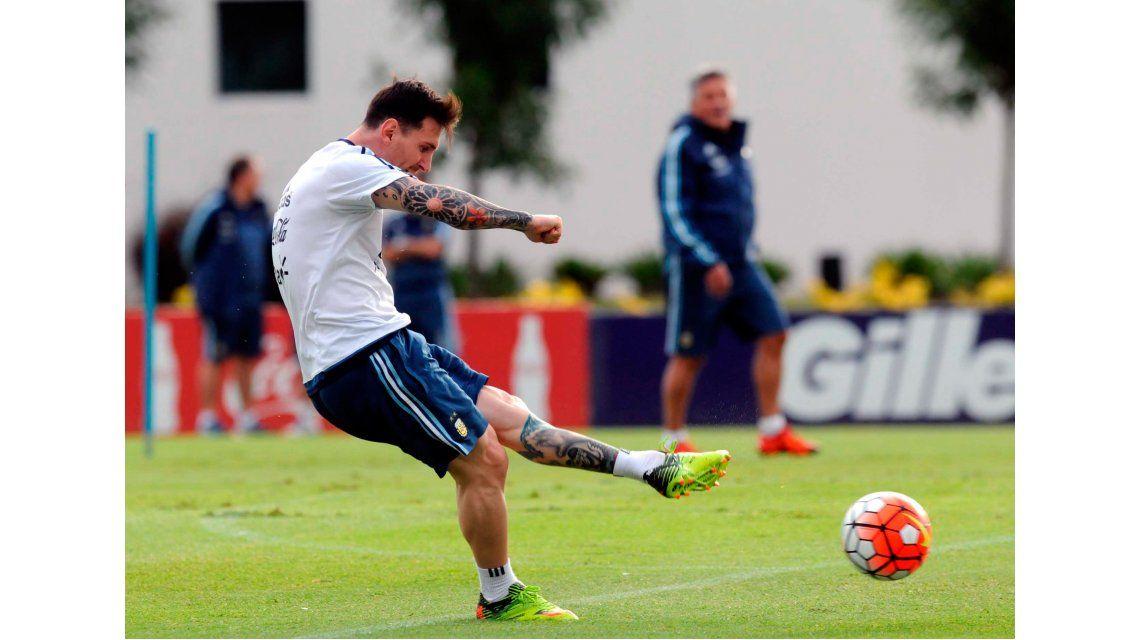 Messi podría entrar en la historia grande de la Selección en esta doble fecha