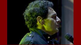 Mollo recordó a Gustavo Cerati con una emotiva versión de Crimen