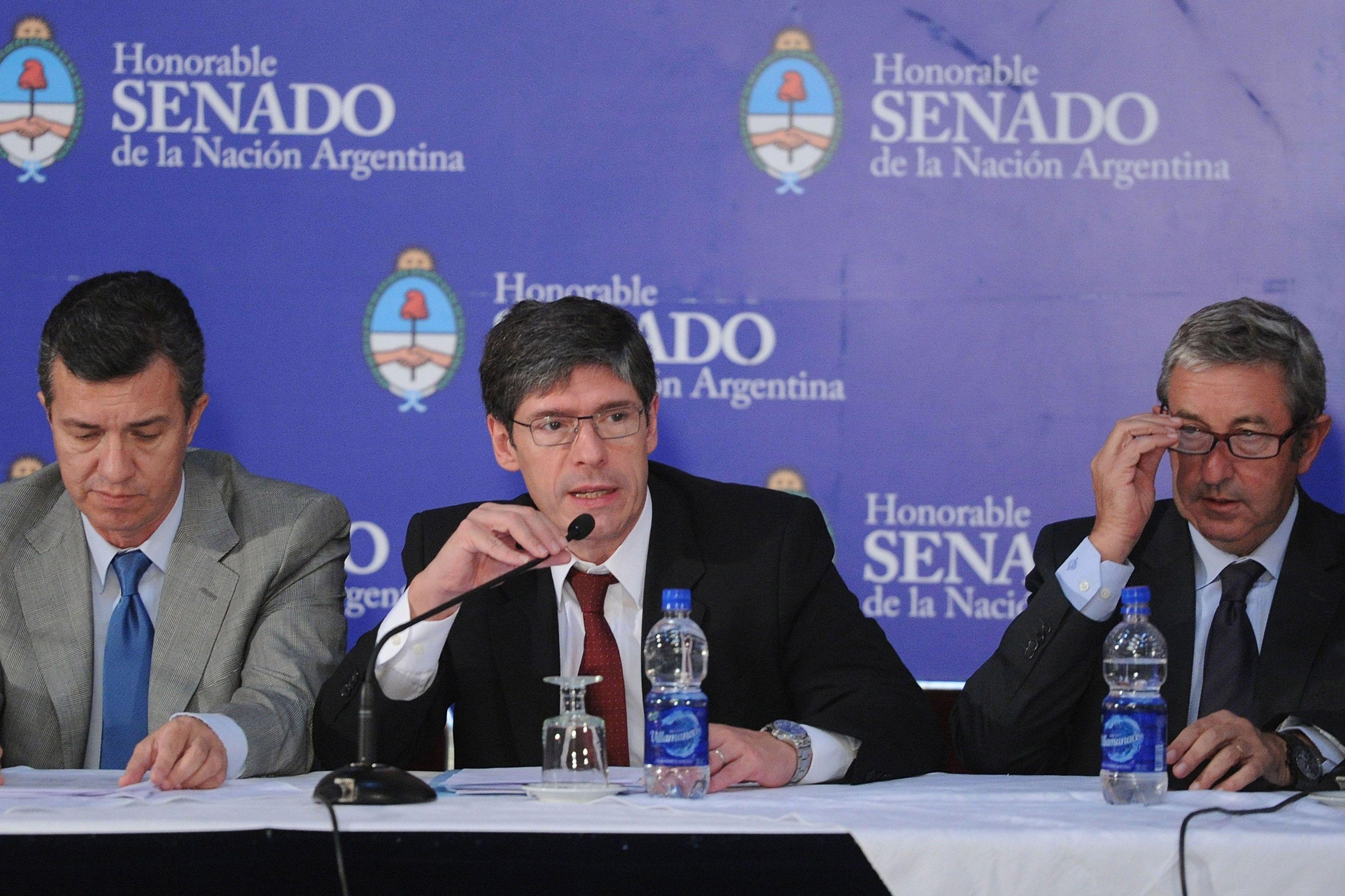 Con economistas, Senado retomó el debate por acuerdo con los holdouts