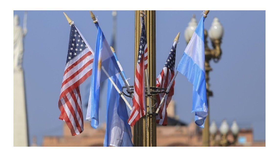 Funcionarios de EE.UU. y Argentina firmaron acuerdos