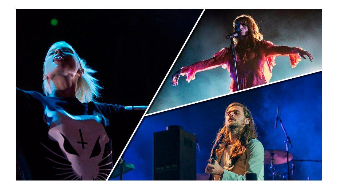 Con los increíbles shows de Florence + The Machine y Die Antwoord terminó el Lollapalooza 2016