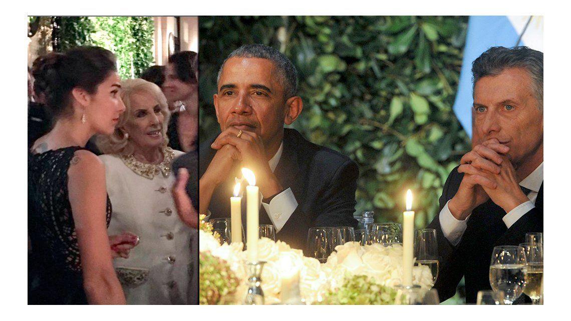 Crece la polémica por la presencia de Juana Viale en la cena con Barack Obama