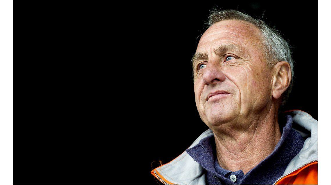 Esto decía Johan Cruyff de su enfermedad hace apenas un mes