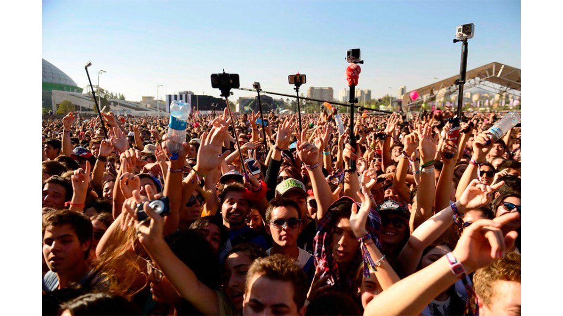 Eminem brilló en el Lollapalooza e llya Kuryaki presentó nuevas canciones