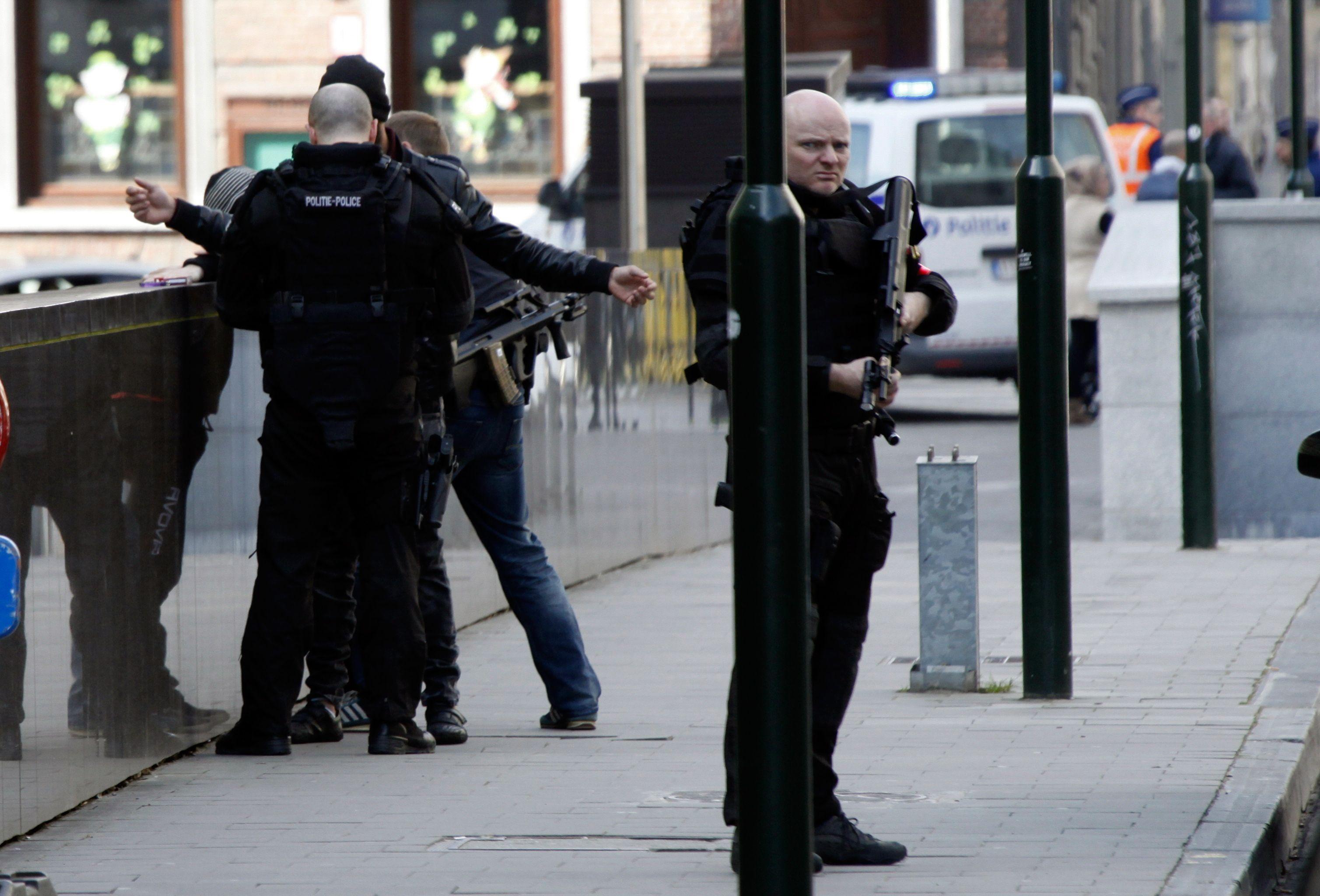 Un argentino en estado de shock quedó retenido en Bruselas tras los atentados