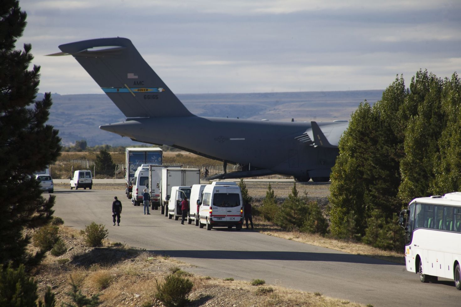 Bariloche blindada: el intendente aseguró que está todo listo para la llegada de Obama