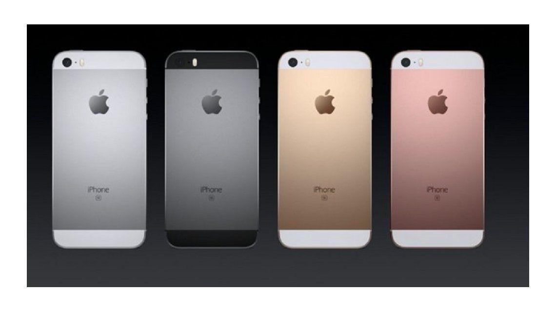 iPhone SE: el nuevo smartphone de Apple con pantalla de 4 pulgadas