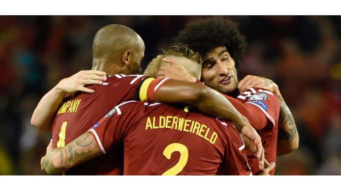 Tras los atentados, Bélgica y Portugal decidieron trasladar el amistoso del próximo martes