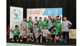 Carrefour Argentina y Scholas juntos por los chicos del país