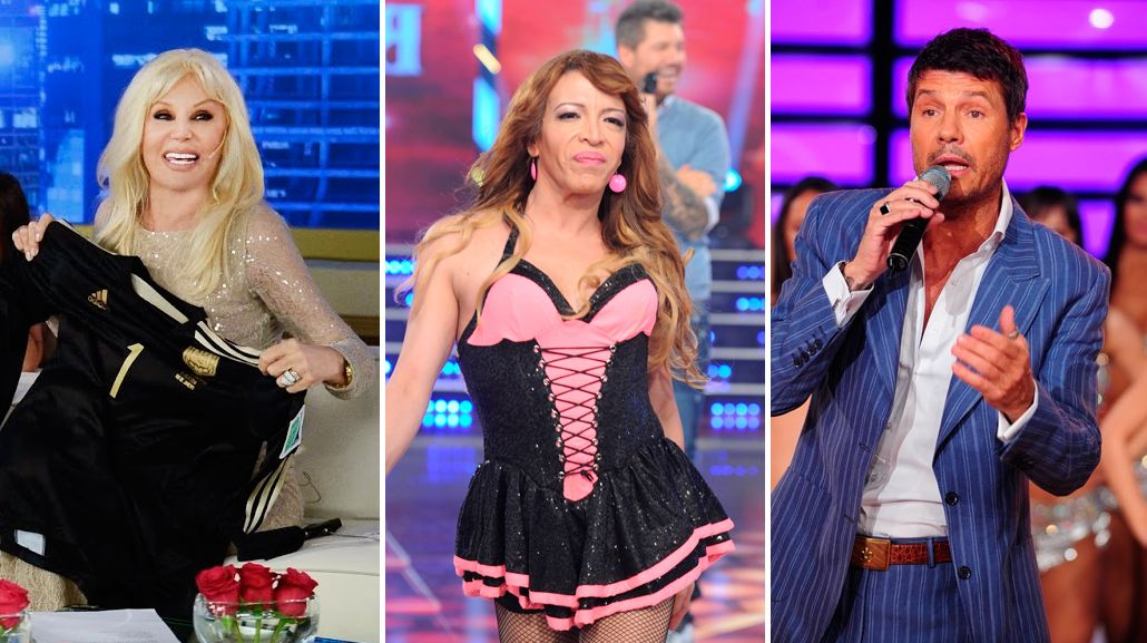 Lizy Tagliani, tentada entre Susana Giménez y el Bailando