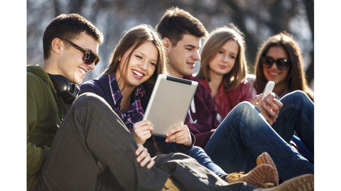 Los jóvenes prefieren tener internet a la luz del día