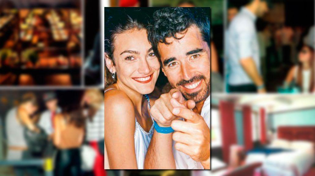 ¡Había una tercera en discordia!: esta es la verdadera novia de Nacho Viale