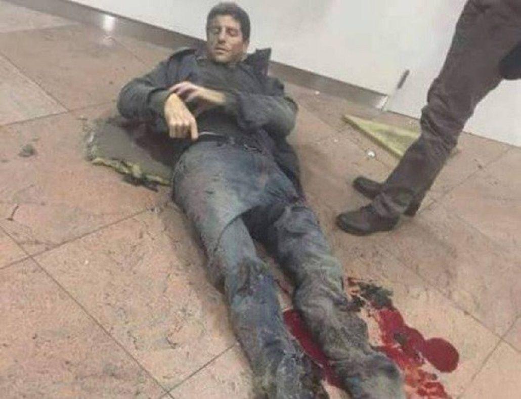 Un ex jugador belga, entre los heridos de los atentados en Bruselas