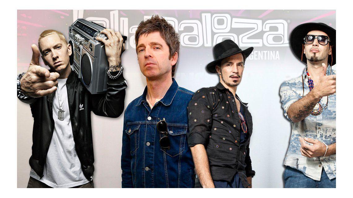 Comienza el Lollapalooza, ¿cuáles son los artistas que no te podés perder?