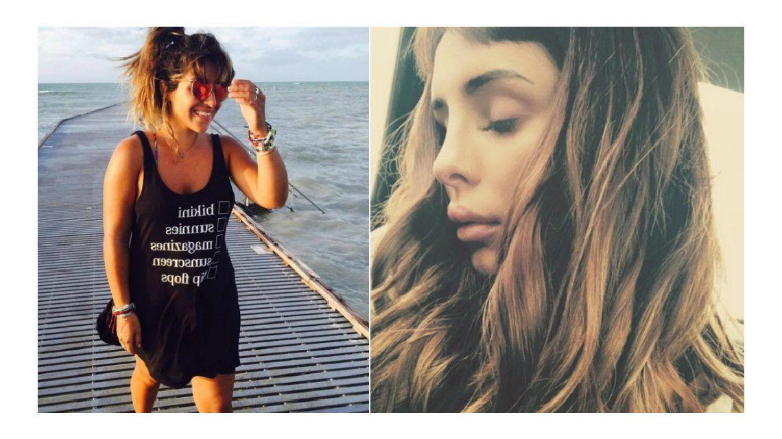 Gianinna Maradona volvió a criticar a Candelaria Tinelli: Ella no tenía esa boca y esa nariz