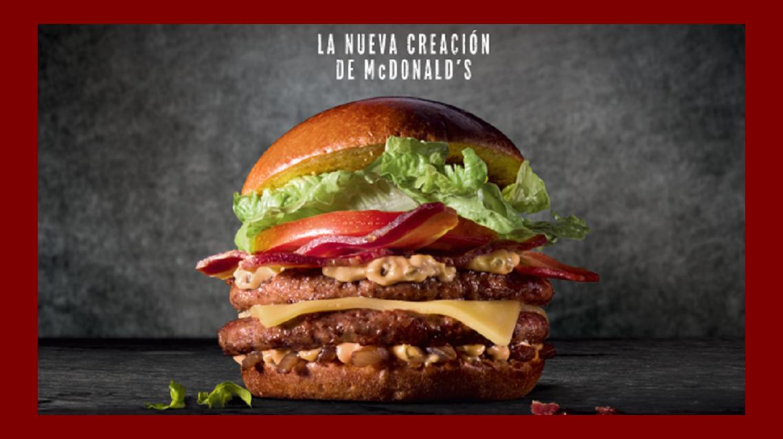 McDonalds se lanza al mercado de hamburguesas gourmet