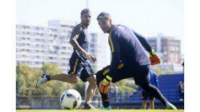 Foto: prensa Boca