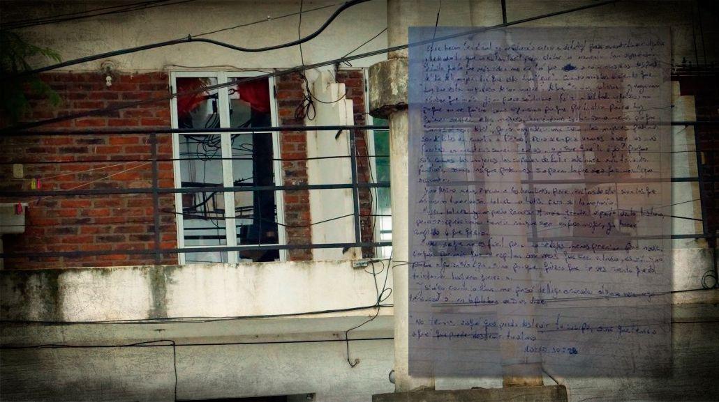 La carta de una joven universitaria violada en Misiones: Ya no puedo sentirme feliz