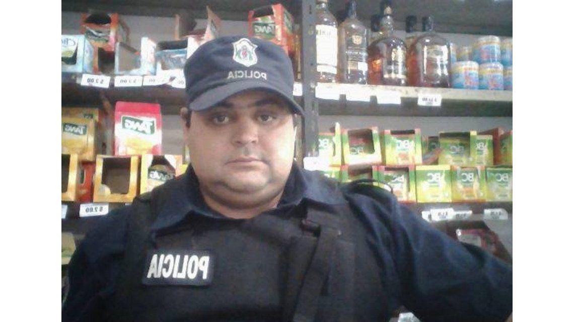 Balearon a un policía en un intento de robo en San Nicolás