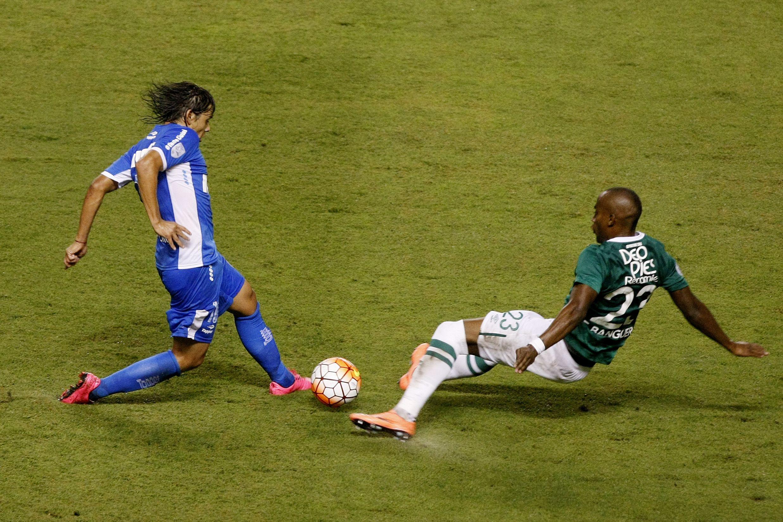Las fotos del empate entre Racing y Deportivo Cali