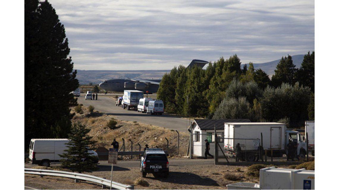 Comenzaron a llegar equipos de seguridad para la visita de Obama a Bariloche