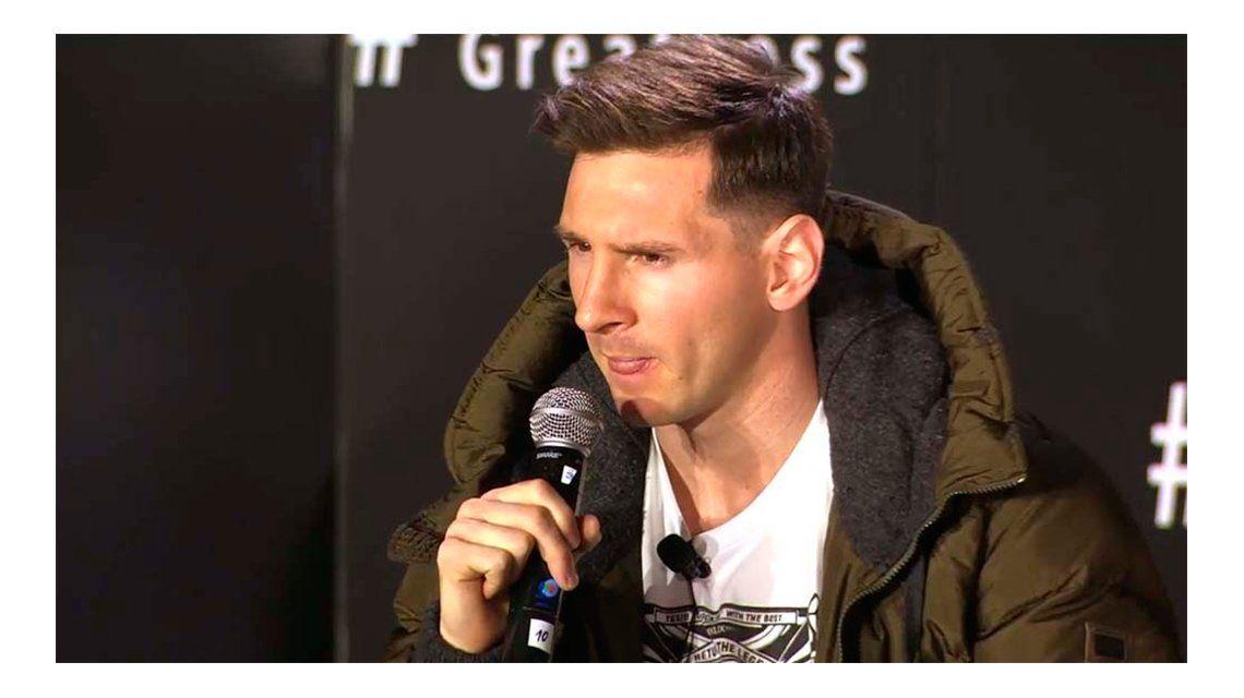 Los Messi se defienden e intentan despegarse de los #PanamaPapers